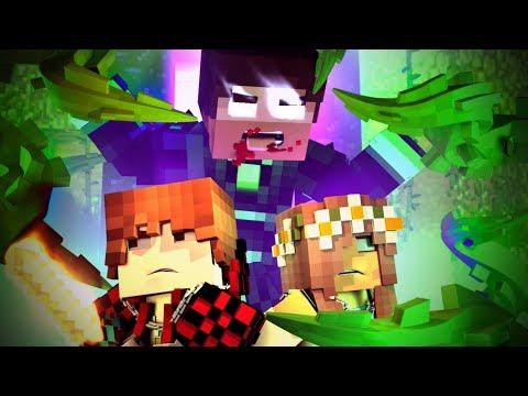 """🎵  """"War Vs Herobrine"""" - A Minecraft Music Video Song Parody"""