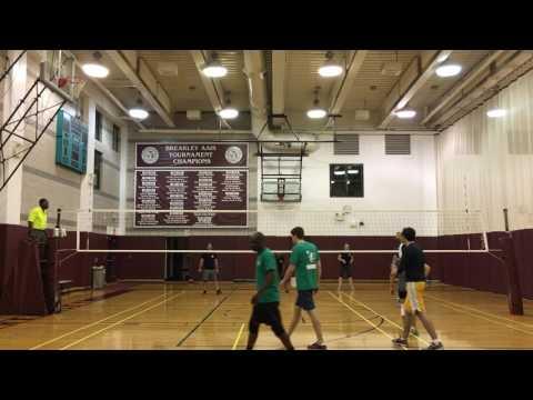 NYC Seniors vs. Mitsui Dragons, Set 2, 5/23/2016