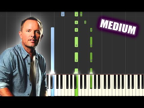 I Lift My Hands - Chris Tomlin | MEDIUM PIANO TUTORIAL by Betacustic