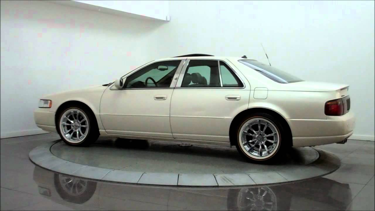 2003 Cadillac STS V8 Luxury - YouTube