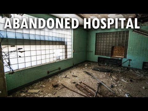 Exploring The Abandoned Three Rivers Hospital