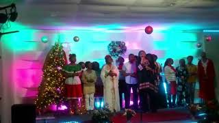 Christmas Carol service at RCCG Christ the Rock Chapel(CTRC)
