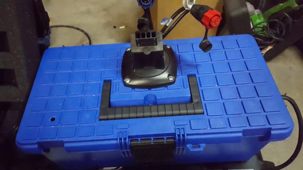 Diy Ice Fishing Box Youtube