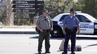 School shooting suspect named as Chris Harper Mercer, 26