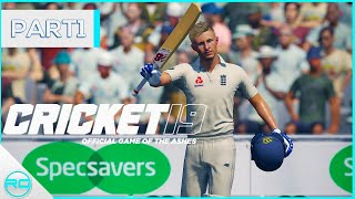 CRICKET 19 Live Stream Gameplay