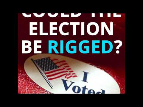 Could the U.S. election be rigged?