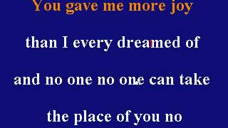 Natalie Cole - This Will Be - Karaoke