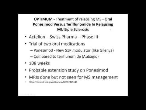 MS Treatment Trials