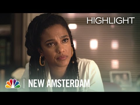 Sharpe Opens Up to Max About IVF - New Amsterdam (Episode Highlight)