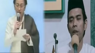Ustaz Abdul Somad Tanggapi Puisi Sukmawati Menjadi Trending