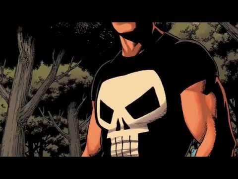 Punisher steve dillon tribute