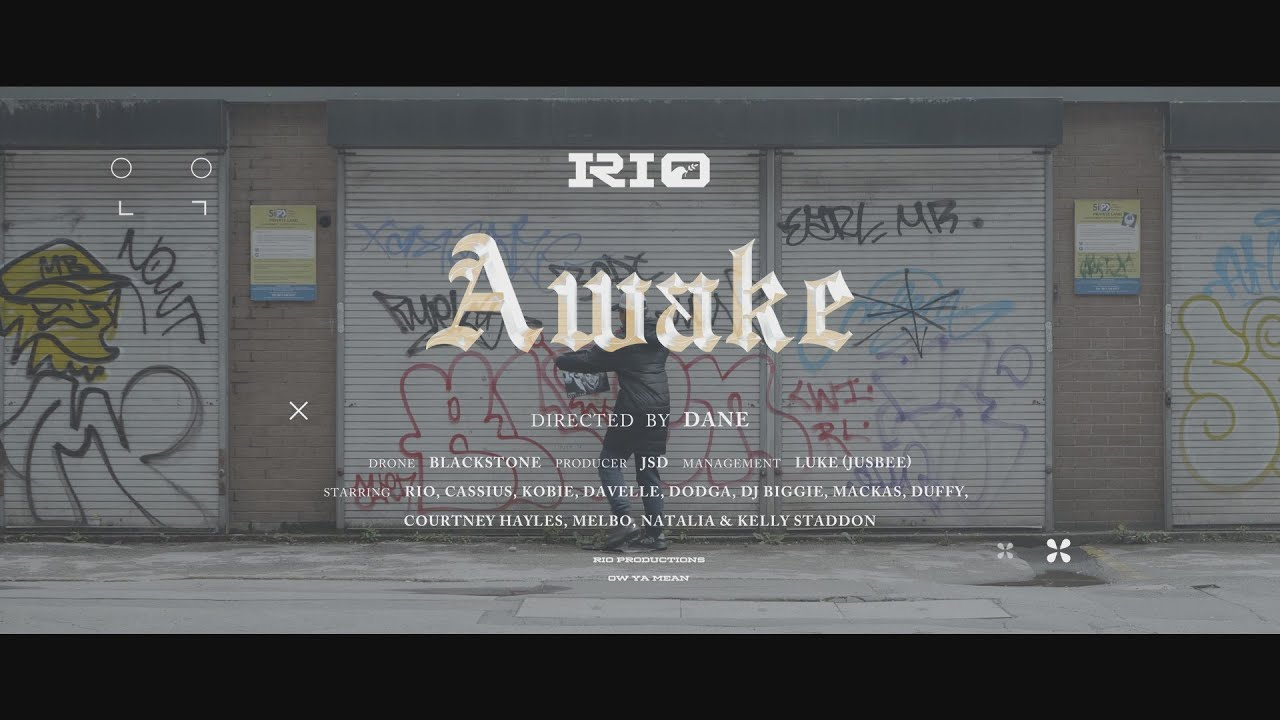 RIO - Awake | @RIOowyamean [Official Video]