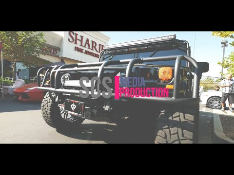 Dreams and Drivers Hosted by Sharif Jewelers of Sacramento