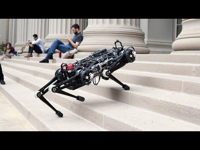 Vision-free MIT Cheetah