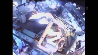 Expedition 42   US Spacewalk EVA 29   February 2