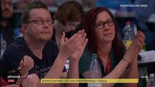 Parteitag Die Linke: Rede von Gregor Gysi vom 09.06.2018