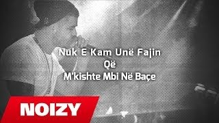 Noizy - Ganja (Official Video Lyrics) MIXTAPE