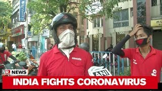 Zomato Delivery Staff Suffer Due To Lack Of Orders Amid Coronavirus Lockdown