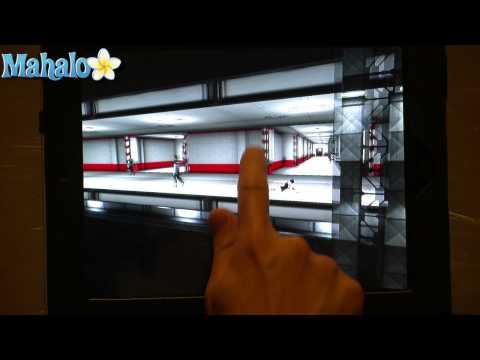 Mirror's Edge for iPad Walkthrough - 1-2 Contact