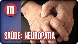 Diagnosticado neuropatia com você como é