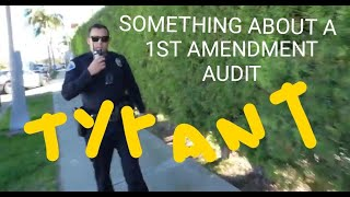 redondo-beach-arrest-for-public-photography-tyrant-mcfartland-1st-amendment-audit