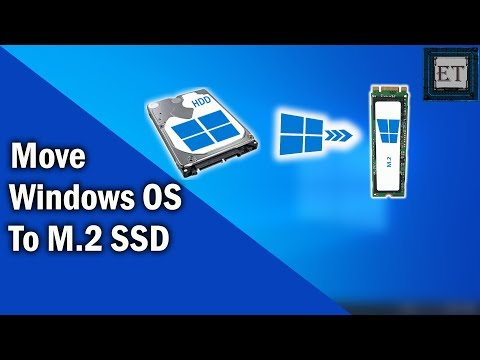 How To Clone Your Windows OS From HDD/SSD To M.2 SSD For Free