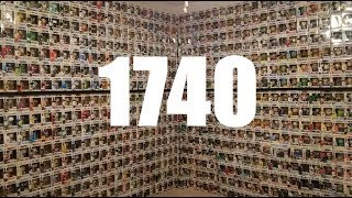 Collection Tour | Pop! Room | 1740 Piece Funko Pop Collection | Room Tour