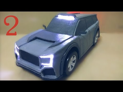 How To Make Electric Toy Car  |OWN DESIGN  |#2/2