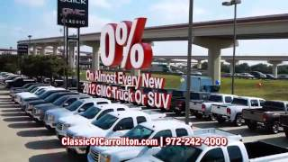 Classic Buick GMC of Carrollton -October 2012.mp4