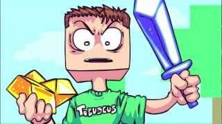 Speed Up|Tobuscus|Diamond Sword