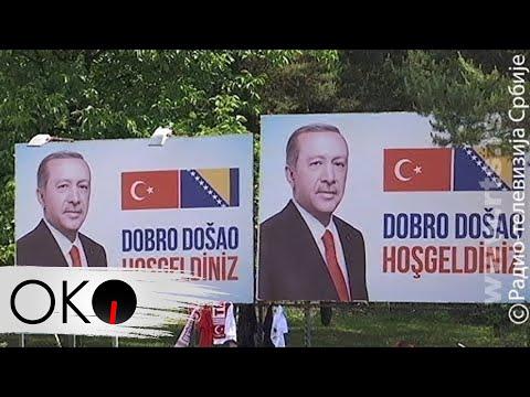 Oko magazin: Erdogan, je l' Sarajevo gde je nekad bilo