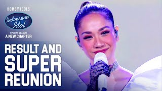 Bcl Selamanya Cinta X Dance Tonight Result Reunion Indonesian Idol 2021 MP3