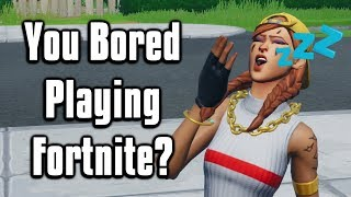 8 Things To Do When You're BORED In Fortnite Chapter 2! - Tips and Tricks