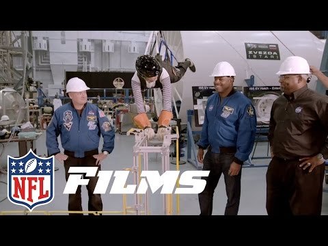 From Guarding Jerry Rice to Working for NASA: Football & Space  | NFL Films Presents