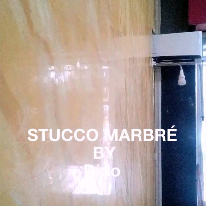 ستيكو رخام ديدو.STUCCO MARBRÉ BY DIDO - YouTube
