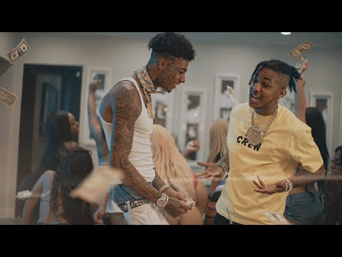 DDG – Moonwalking in Calabasas Remix (feat. Blueface) [Official Music Video]