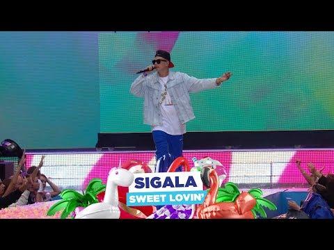 Sigala - 'Sweet Lovin'' (live at Capital's Summertime Ball 2018)