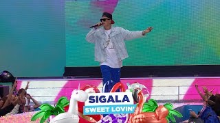 Sigala - 'Sweet Lovin'' (live at Capital's Summertime Ball 2018)