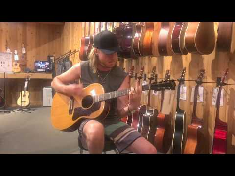 Kenny Wayne Shepherd - Sneaks into GC - Another Episode