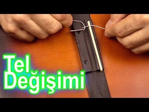 Gitar Teli Nasıl Değiştirilir? + Kanal Istatistikleri + Kanala Gelen Telifler