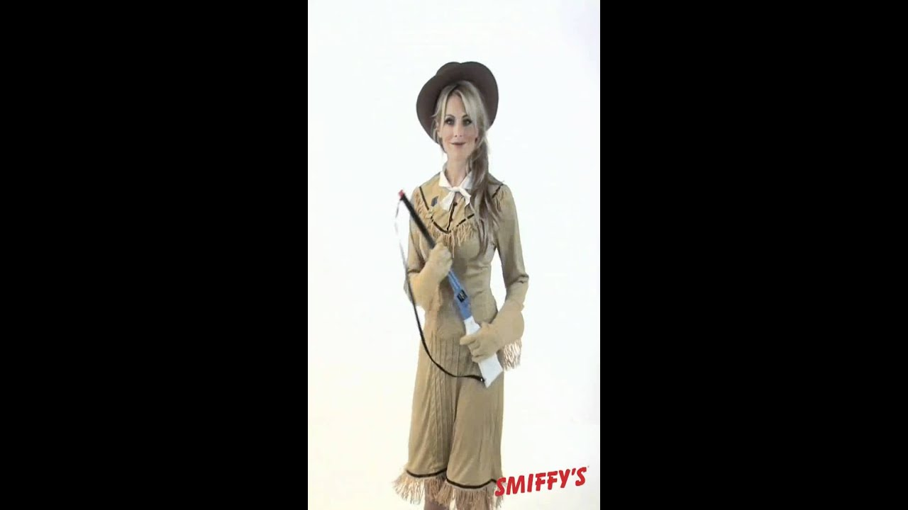 Annie Oakley Outfit