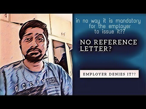 Employers Deny Providing Reference Letters| Canada Immigration Express Entry