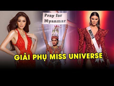 ẤN TƯỢNG với loạt giải thưởng phụ của Miss Universe: Hoa hậu Khánh Vân đạt được thành tựu lớn
