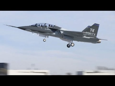 Competition Begins to Find U.S. Air Force's New T-X Training Jet – AINtv