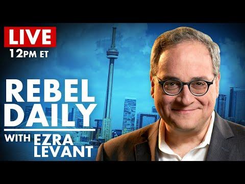 DAILY | Ezra's back! CBC merch in violent Barrie arrest video