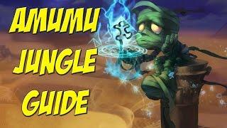 Amumu Jungle Guide Season 5 - UPDATE FOR S6 IN DESCRIPTION