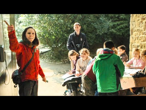 Our Native French Animateurs (Language School Trips for Schools)