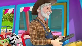 ABC Song | Kindergarten Learning Videos for Children | 3D Rhymes - Little Treehouse