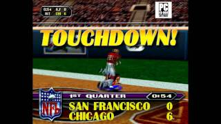 NFL Blitz comparison: Nintendo 64 vs PC