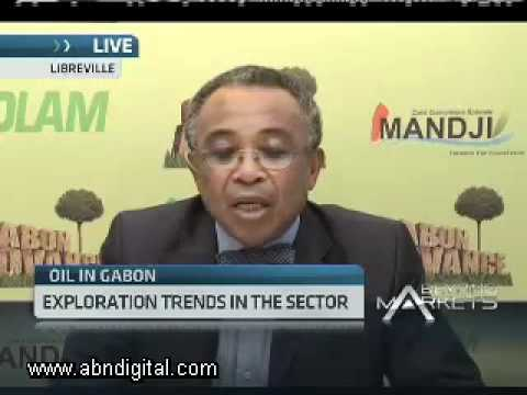 Gabon's Oil Sector with Charles Tchen